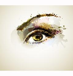 Eye vector