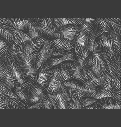 Seamless background in shades of gray with low vector