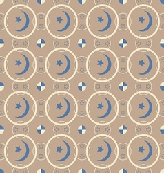 Religion Pattern 2 vector image vector image
