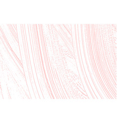 Grunge texture distress pink rough trace fantast vector
