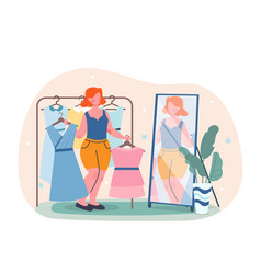 Self acceptance and confidence vector