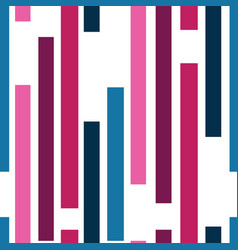 stripe seamless pattern background with vector image