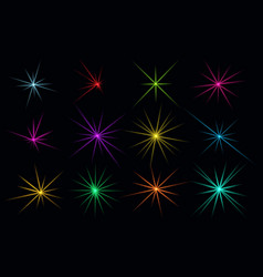 39 light stage vector image