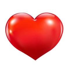 Big Heart Background vector image vector image