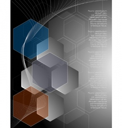 communications concept vector image vector image