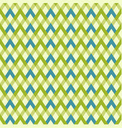 pattern of corners vector image