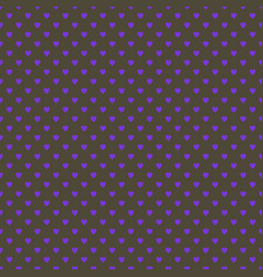 Seamless heart pattern background - valentines day vector