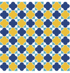 Traditional arabic islamic background vector