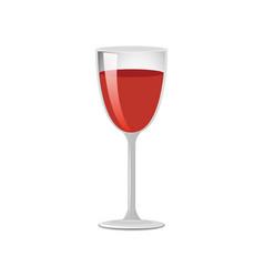 Winery refreshing champagne merlot burgundy vector