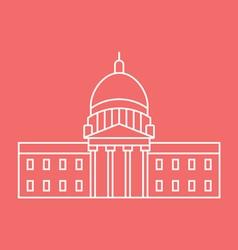 Mississippi vector image vector image