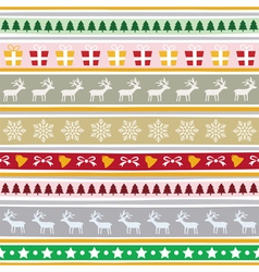 Christmas background1 vector image