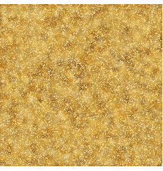 Holiday gold glittering background for shimmer vector