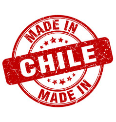 Made in chile vector
