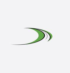Road icon highway symbol logo element vector