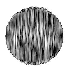 scribble stamp texture vector image