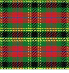 Seamless pattern Scottish tartan vector