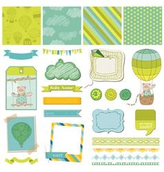 Design Elements - Baby Bear vector