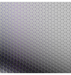 Futuristic abstract background with shadow vector