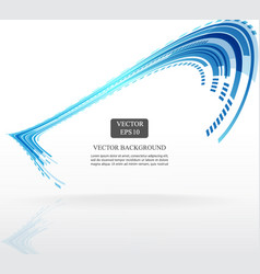 white technology background square abstract design vector image