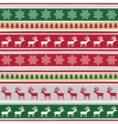 Christmas background6 vector image vector image