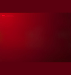Abstract red gradient color background and vector