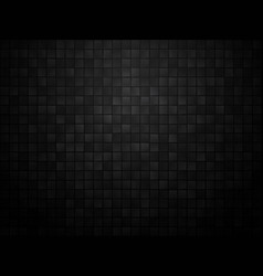 dark tiled background vector image