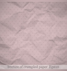 Paper textue vector image
