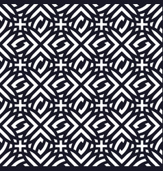abstract pattern background - geometric futuristic vector image