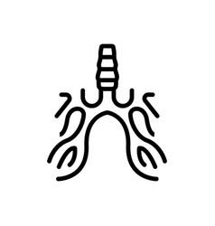 Bronchus vector