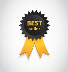 best seller vector image