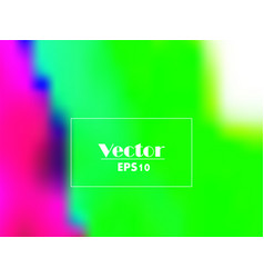 Abstract colored gradient background vector