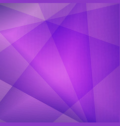 blue purple geometric pattern triangles vector image