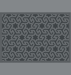 Seamless pattern with seamless pattern in vector