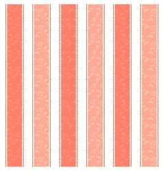 Pink Salmon Line Pattern Background vector image vector image