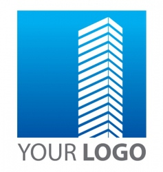 template mark company vector image