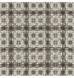 Overlapping line pattern vector image