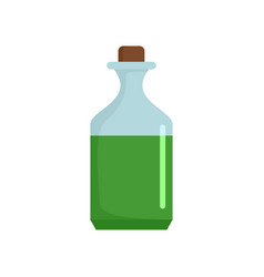 aloe liquid icon flat style vector image