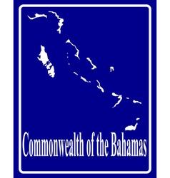Commonwealth bahamas vector