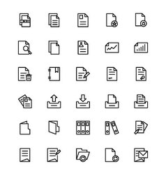 Files and folders 4 vector