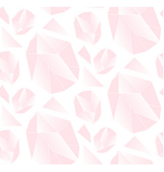 hand made abstract simple seamless pattern vector image