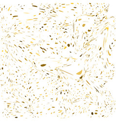 Marble with gold texture marble with golden vector