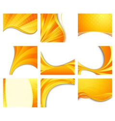 modern backgrounds vector image