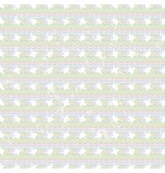 Grunge geometric pattern art vector image vector image