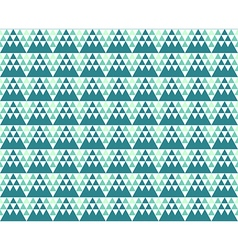 Triangles seamless pattern background vector image vector image