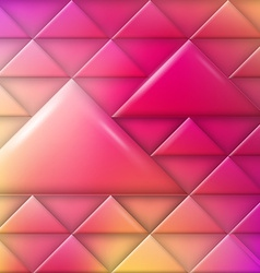 Abstract red vector image vector image