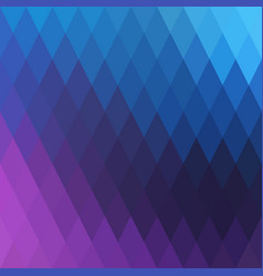 Abstract background with effect rhombus vector