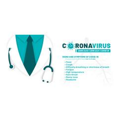 coronavirus disease corona virus infographics vector image