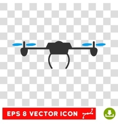 Drone Eps Icon vector