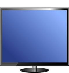 TV screen vector image