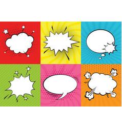 social chat vector image